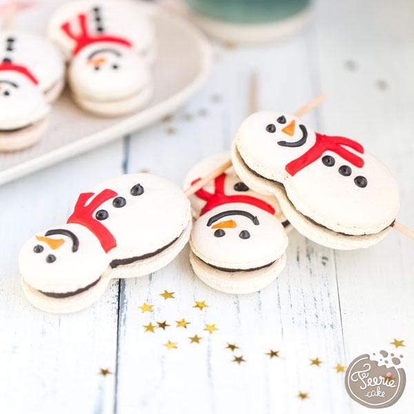 macarons-bonhomme-de-neige-5