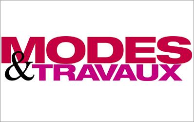 logo Modes et travaux
