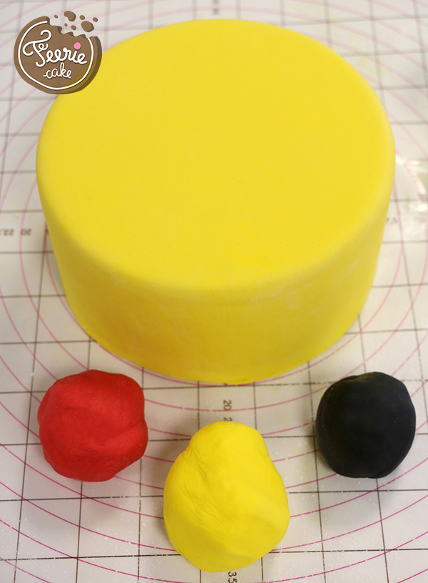 Exceptionnel Gâteau Pikachu ,le tutoriel ! - Féerie Cake - Cake Design UQ78