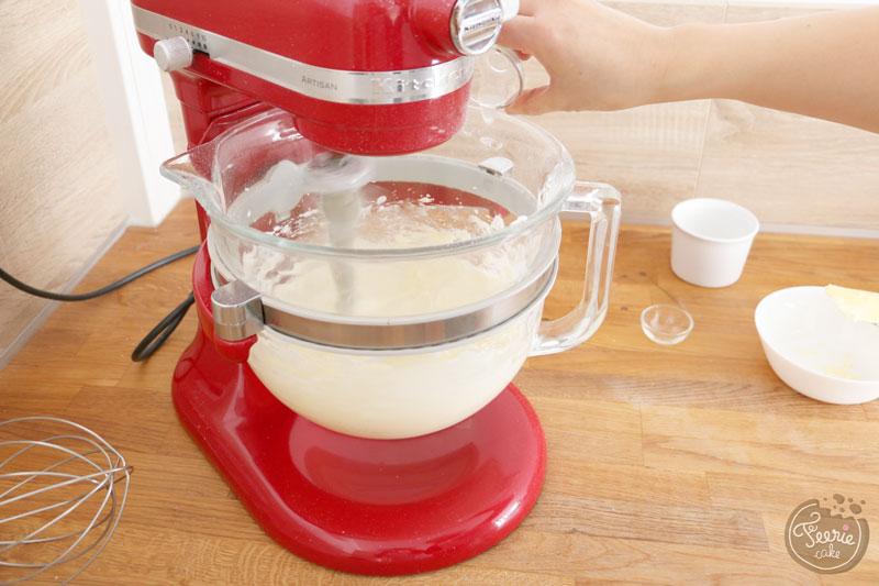 Buttercreme mit Féerie Cake schnell gemacht