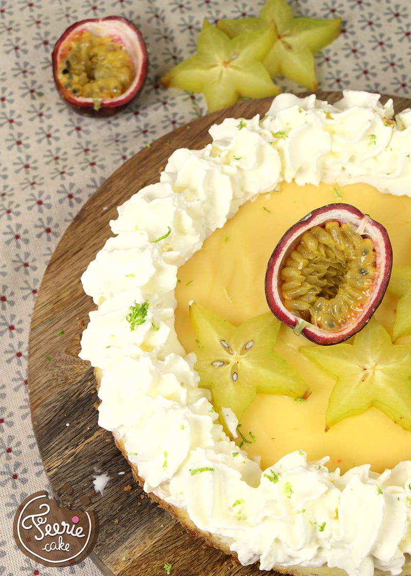 cheesecake au citron recette