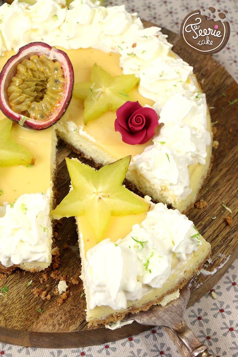 cheesecake au citron recette facile