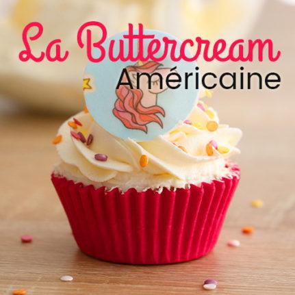 cup cake buttercream
