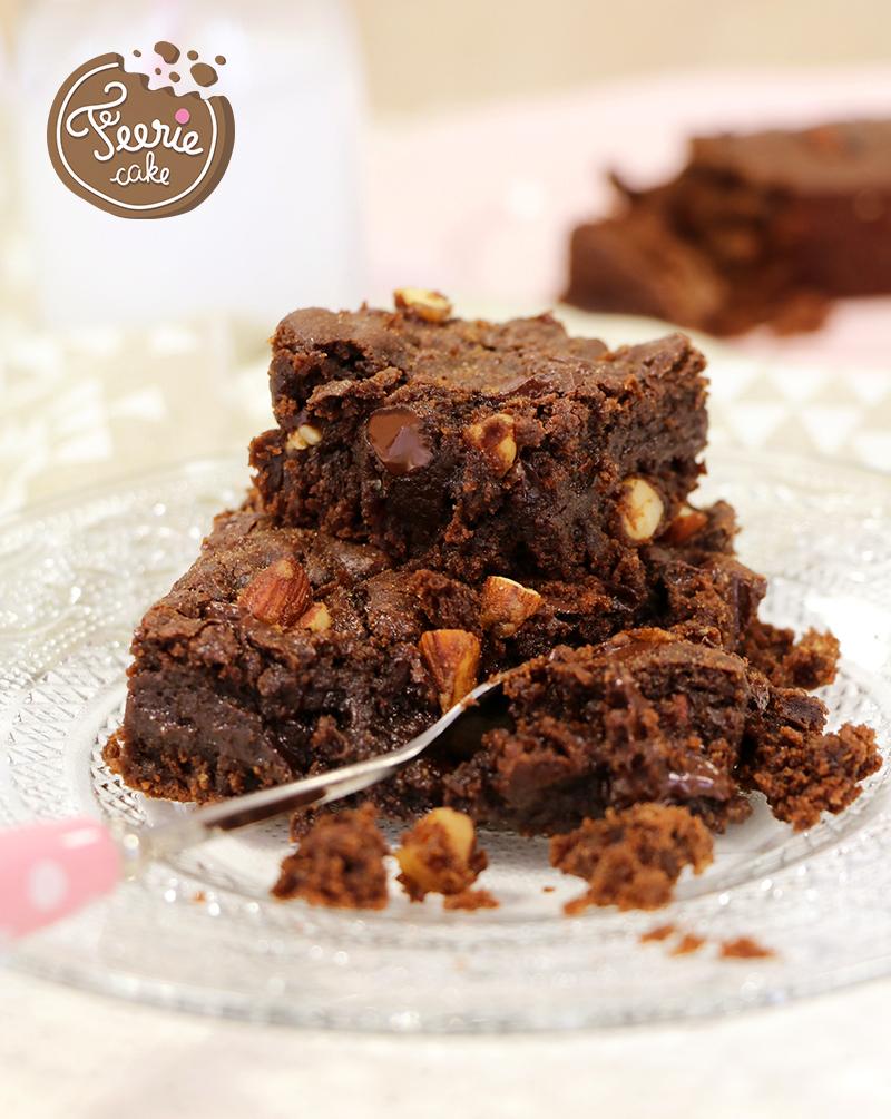 brownies vegan recette