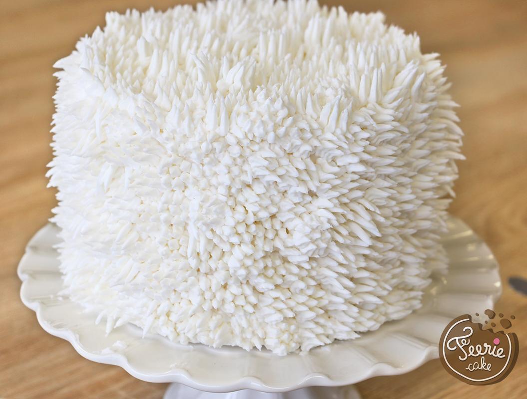 lapin de pâques à la crème au beurre