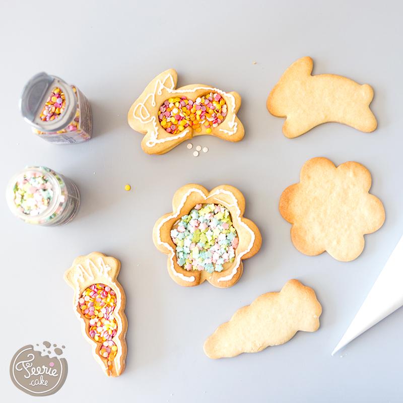 biscuits piñata aux sprinkles 2