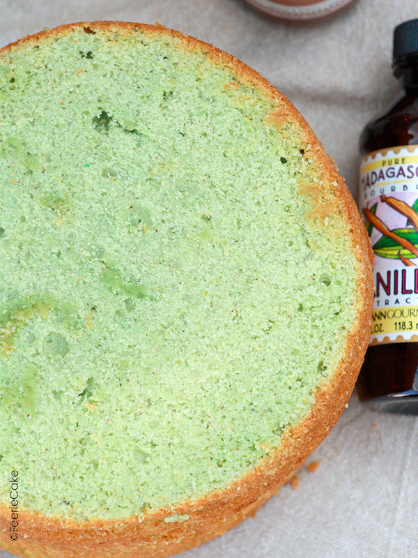 Recette simple molly cake à la pistache