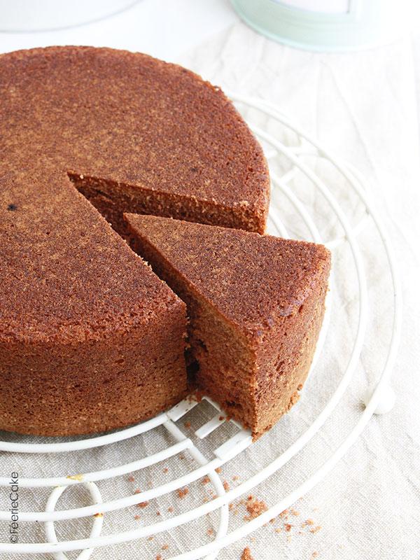 Recette simple d'un gâteau moelleux : molly cake