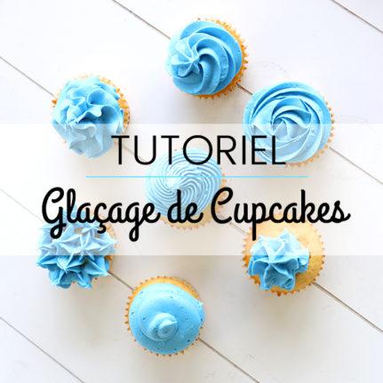 Tutoriel : glaçer des cupcakes c'est facile !