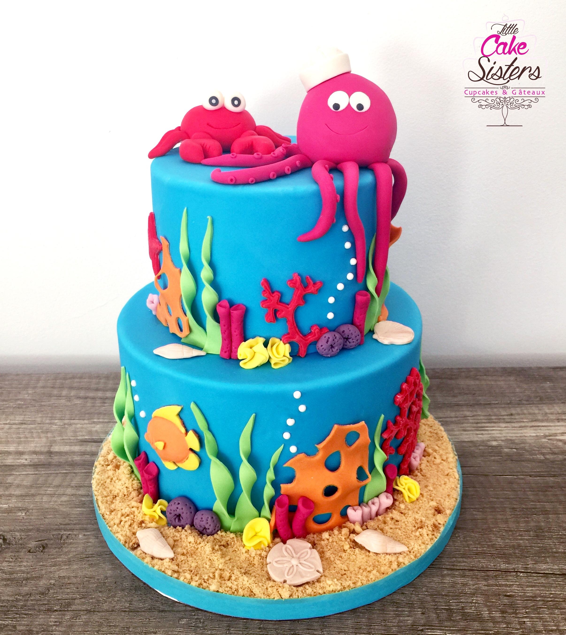 Feerie Cake