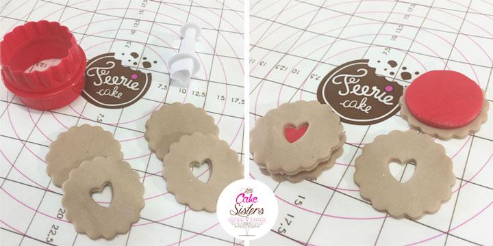 Créez des biscuits en pâte à sucre