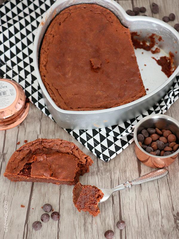Top 10 des meilleures recettes de gâteau au chocolat : Recette gâteau cœur au chocolat