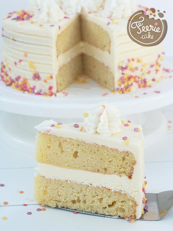 La découpe du layer cake