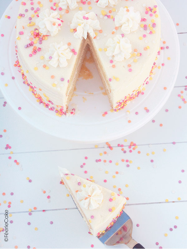 Recette du Layer Cake printanier idéal pour Pâques