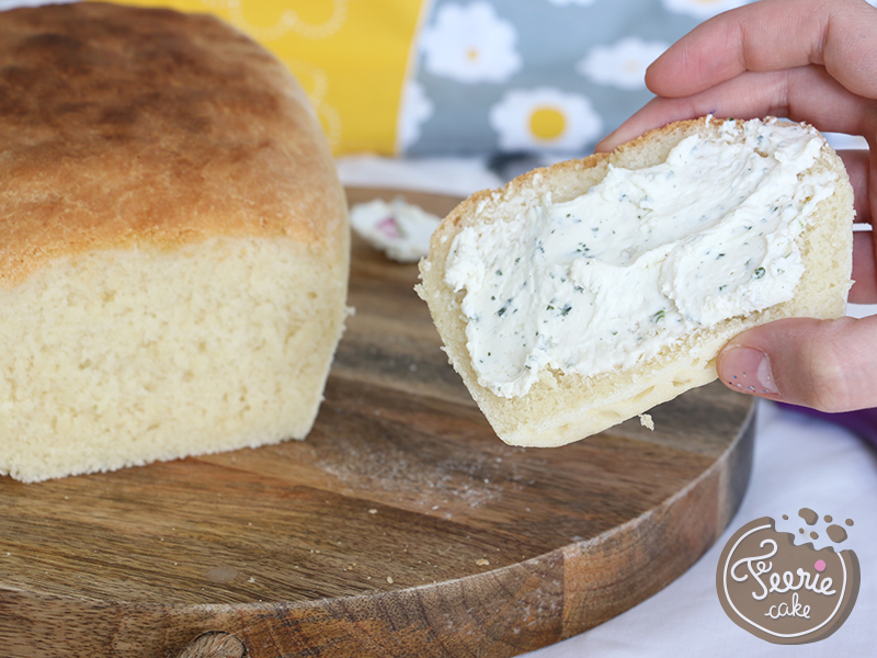 Recette de pain de mie sans gluten