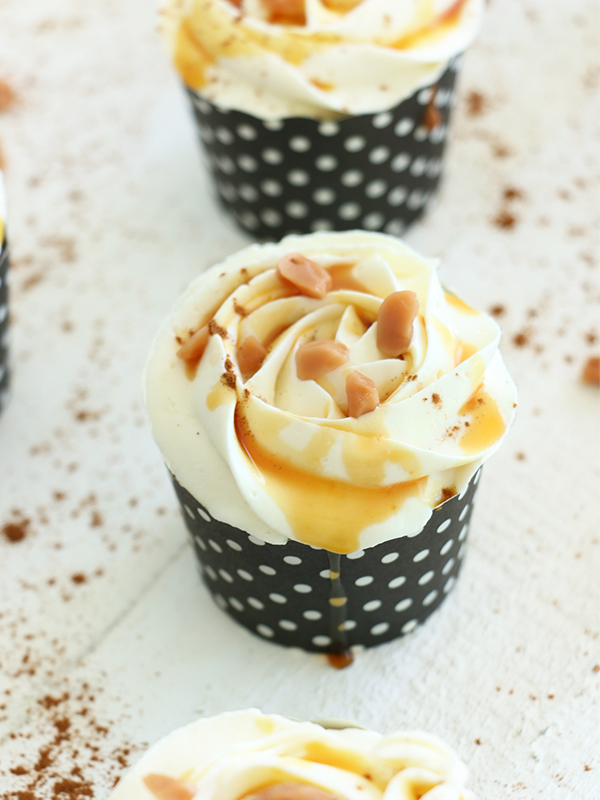 Cupcakes Canelle Caramel