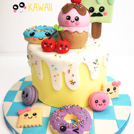 Tutoriel : Glace kawaii