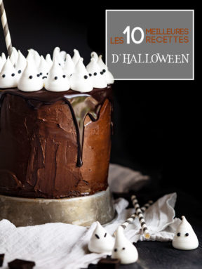 Top 10 des meilleures recettes d'Halloween