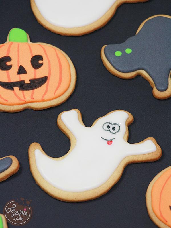 Top 10 des meilleures recettes d'Halloween: Les biscuits d'Halloween