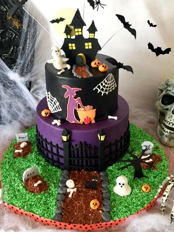 Top 10 des meilleures recettes d'Halloween : La maison hantée