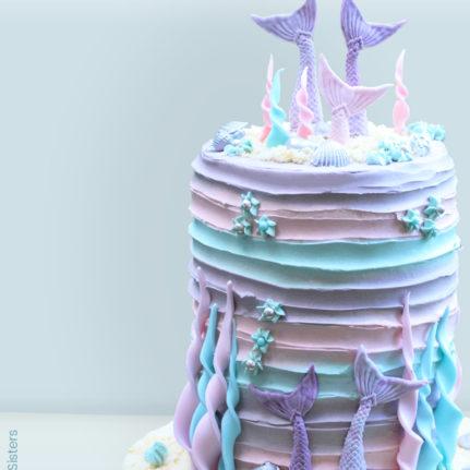 Le Gâteau Sirène