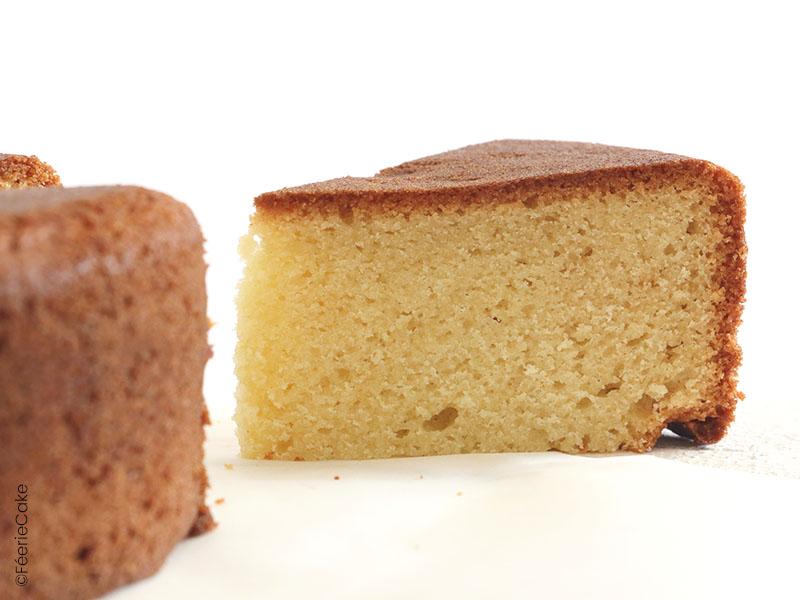 Gâteau moelleux, Molly Cake idéal pour la pâte à sucre