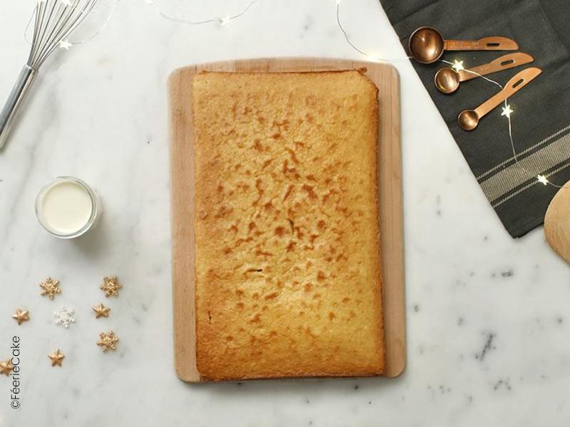 Le Féerie Cake : Gâteaux facile et moelleux