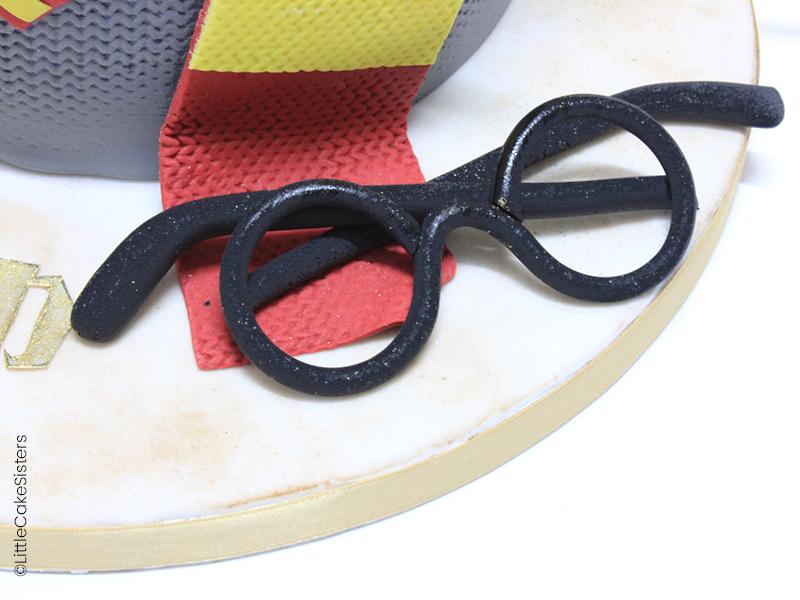 Les fameuses lunettes rondes du grand Harry Potter !