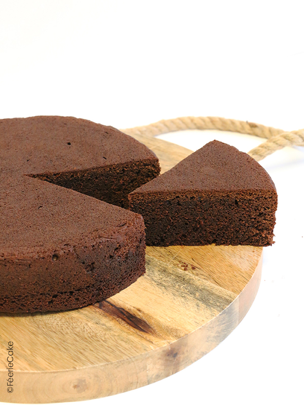 Top 10 des meilleures recettes de gâteau au chocolat : Recette du Féerie Cake au chocolat