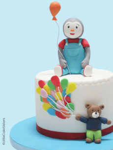 Cake Design Feerie Cake