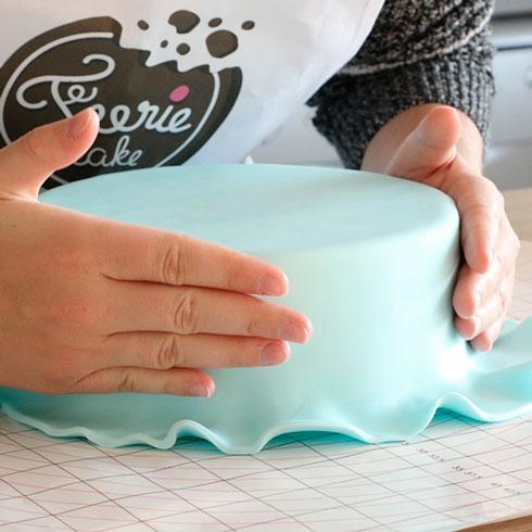 Master Roll : la pâte à sucre prête à dérouler made by Féerie Cake