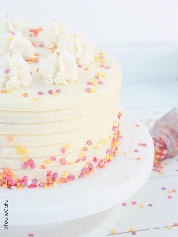 Le Layer Cake printanier : le gâteau idéal pour les beaux jours