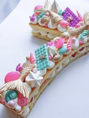 Number Cake, Letter Cake, Gâteau chiffre ou Gâteau lettre … on y perd la tête ! Chapitre 2