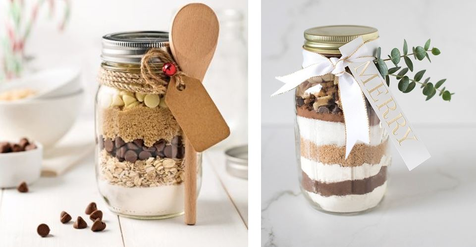 cookie jar et brownie jar