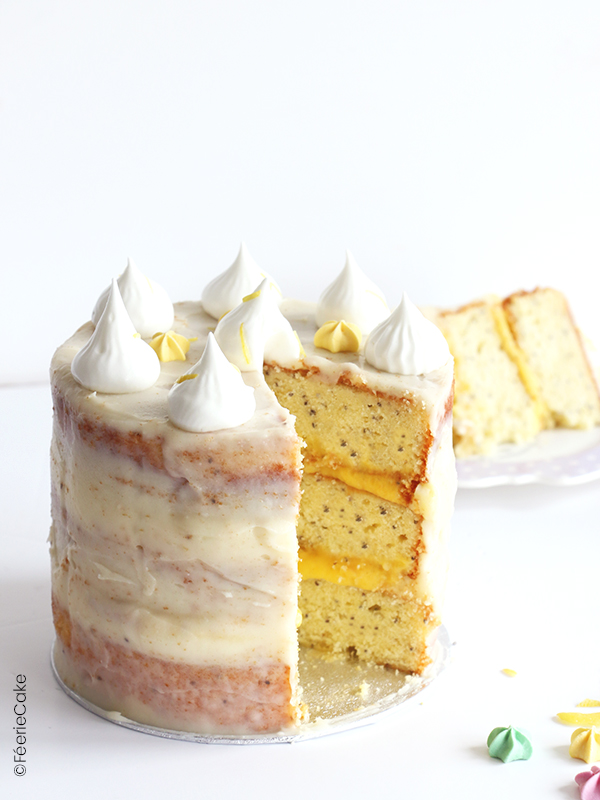 buttercream au citron