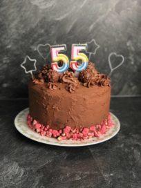 Gâteau praliné d'Alexia