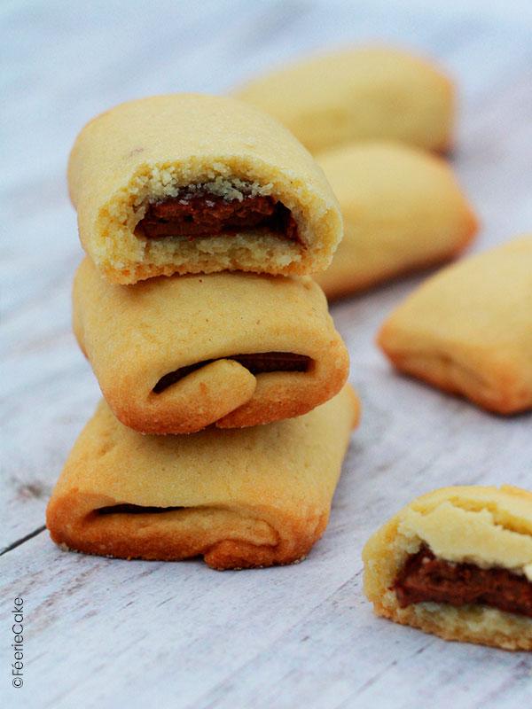 Biscuits façon Kango : recette facile pour la rentrée des classes de vos enfants