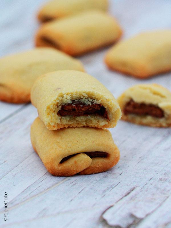 Biscuits façon Kango : recette simple pour la rentrée des classes de vos enfants