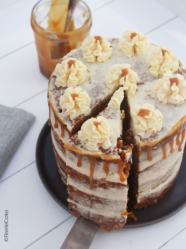 photo recette carrot cake 4
