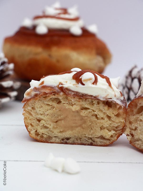 photo recette beignet facon mont blanc 2