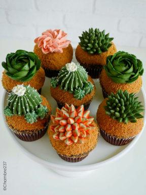Les cupcakes tendances