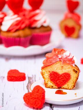 Les cupcakes de l'Amour