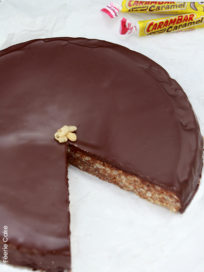 photo gateau riz carambar guimauve