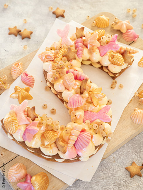 «Symbole Cake» Sirène