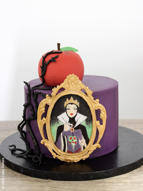 photo disney halloween cake fini