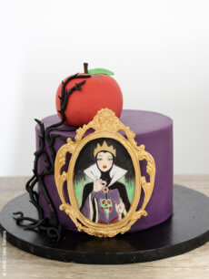 photo gateau disney halloween