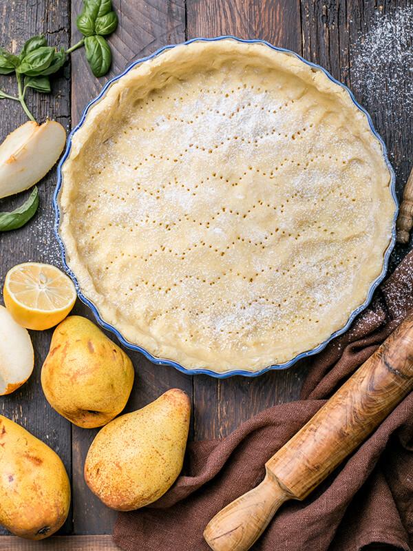 recette pâte sucrée fond de tarte