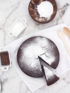 Recette de gâteau au chocolat le plus facile au monde