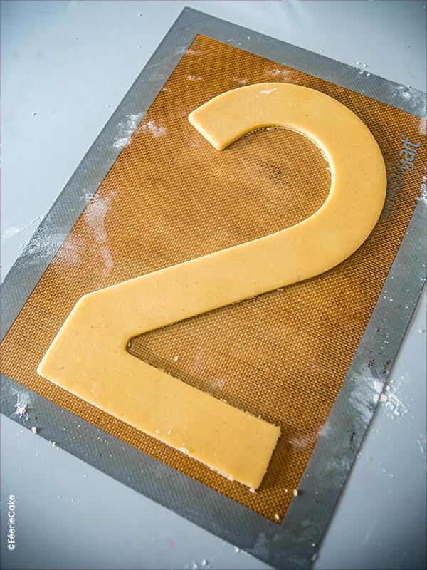 number cake recette
