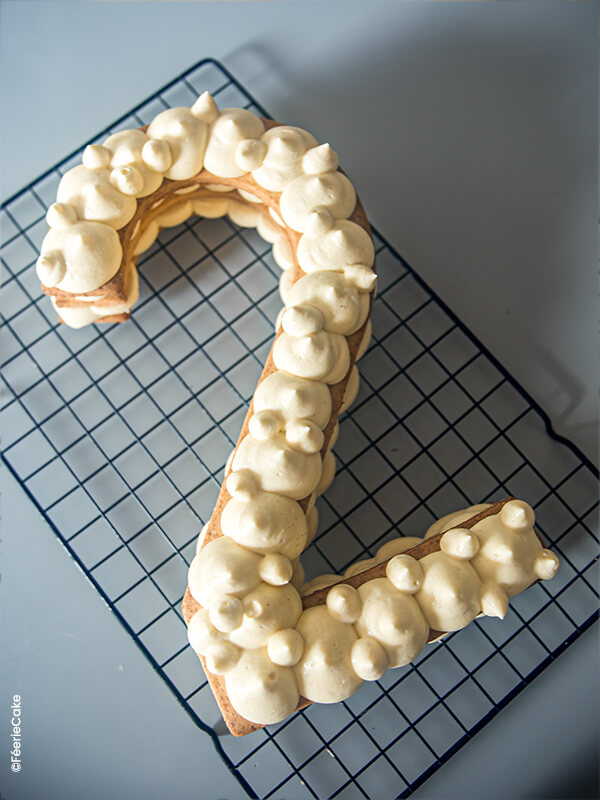 Recettes number cake